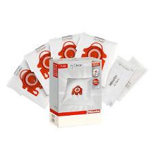 Genuine Miele HyClean 3D Efficiency FJM Vacuum Cleaner Bags 4 Bags + 2 Filters