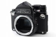 【C Normal】 ASAHI PENTAX 6x7 67 TTL Mirror Up Medium Format Camera JAPAN #2593