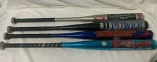 Lot of 4 - Slow Pitch Softball Bats - Great Price, Combined Shipping