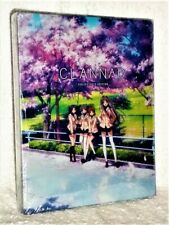 Clannad The Collectors Edition (Blu-ray, 2020, 6-Disc, LIMITED STEELBOOK) anime