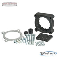 Volant Vortice Throttle Body Spacer for 07-20 Toyota Sequoia Tundra 4.6L 5.7L V8
