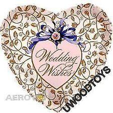 Unbranded Heart Wedding Balloons