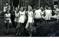 WW II - Photo German ----   League of German Girls -BDM
