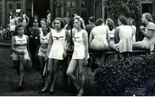 Ww Ii Photo German League Of German Girls Bdm