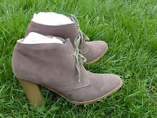 Escarpins / Boots / Richelieu Femme daim marron P.39