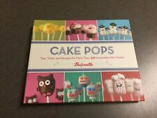 Cake Pops Cook Book By Bakerella - Featuring 40 Step by Step Projects Hardcover
