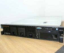 IBM X3650 M2 Server 2x Xeon E5520 2.27GHz Quad Core 8GB RAM  2x PSU