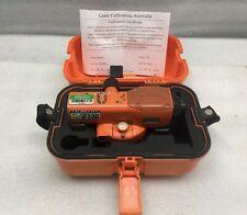 Sokkia C41 Automatic Surveying Survey Level w Case - Refurbished & Calibrated
