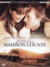 Dvd I PONTI DI MADISON COUNTY - (1994) ***Contenuti Speciali***   ......NUOVO