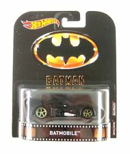 Hot Wheels 1989 Batmobile Vehicle 1:64