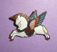 Pegasus Unicorn Winged Horse Enamel Pin Tack Lapel