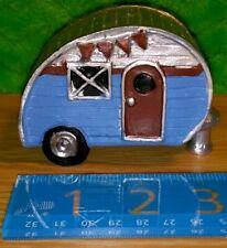 Mini Camper Dollhouse Fairy Plant Garden Landscape Terrarium Figurine DIY USA