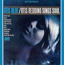 Otis Redding LP Blue 180 Gram Re-master 2012 Blue Vinyl