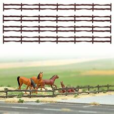 BUSCH 6008 Gauge H0, Fence with Gates #new original packaging#