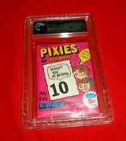 1968 Pixies Unopened Wax Pink Fleer 5 Cent Pack GAI 7 NR MINT
