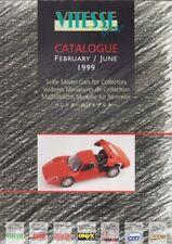 VITESSE QUARTZO Onyx City & VICTORIA Die-Cast Models 1997 Catalogue produits