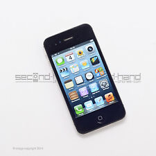 Apple iPhone 4s 16GB - Black - (Unlocked / SIM FREE) - 1 Year Warranty -Grade C