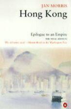 Hong Kong: Epilogue to an Empire,Jan Morris- 9780140256888