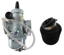 Molkt 26mm Carburetor Carb +Air Filter for IMR SSR 125cc 140 150cc Dirt Bike su0