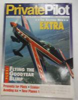 Private Pilot Magazine Flying The Goodyear Blimp November 1992 FAL 060515R2