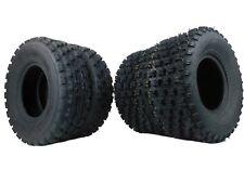 SUZUKI Z400 2WD MASSFX ATV Tires 4 set  4 ply 22X7-10 20X10-9 2002-2014