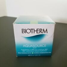 Biotherm Aquasource 48H Continuous Release Hydration Gel (Nor /Com Skin) 50ml