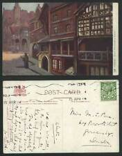 Raphael Tuck & Sons Collectable Cheshire Postcards