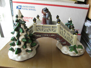 Mervyns 2002 Christmas Village Bridge