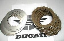 Jeu Disques Embrayage Ducati 350-500gtv-500gtl-desmo-twin. Bicilindrica