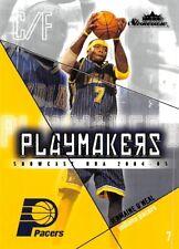 2004-05 Fleer Showcase Basketball Playmakers Singles - You Choose