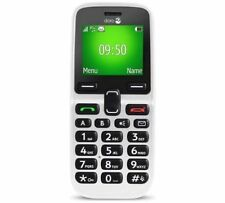 SIM Doro 5030 Candy Bar Mobile Phone – White