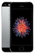Apple iPhone SE 4 Inch 32GB Sim Free Unlocked Mobile Phone - Space Grey