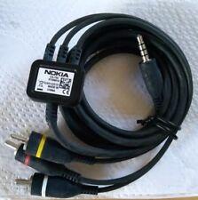 ORIGINALE Nokia CA-75U Uscita Tv Cavo di connettività per N82 N86 N95 N95 8 GB N96 N97