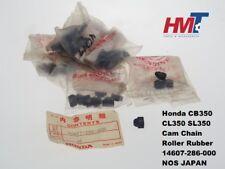 Honda CB350 K3,K4,K5 CL350 SL350 Cam Chain Roller Rubber 14607-286-000 NOS JAPAN