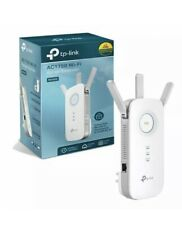 TP-LINK AC1750 Wi-Fi Dual Band Range Extender - RE450 Like New