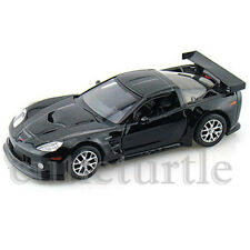"RMZ City 5"" 2009 Chevrolet Corvette C6 R Diecast Toy Car 1:32 555003 Black"