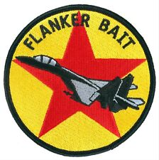 USN VQ-1 FLANKER BAIT PATCH