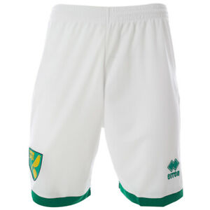 OFFICIAL NORWICH CITY FC REPLICA 2018-19 AWAY SHORTS - ADULTS