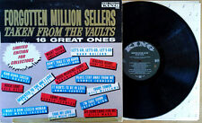 FORGOTTEN MILLION SELLERS TAKEN FROM THE VAULTS - KING LP - 1962 - JAMES BROWN