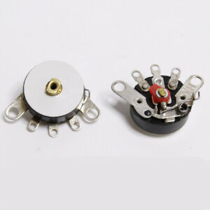 B10K B50K RV12MM Radio Potentiometer with Switch Amplifier Volume Adjust