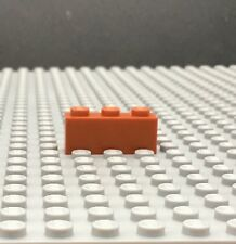 LEGO Dark Orange 1x3 Brick 10144 10224 4756 4491 7194 Lot of One