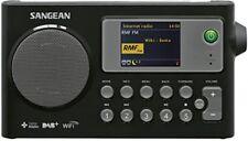 Sangean WFR-27C Internet Radio FM-RDS DAB+ Network Music Player Digital