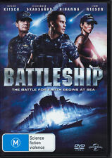 Battleship DVD Movie - Liam Neeson - FREE POST!