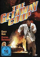 Getaway Coup DVD neu&ovp. Kult Cynthia Rothrock Corey Haim Action - Thriller