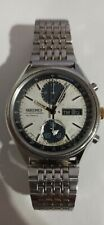 Vintage Seiko Panda 6138-8020 Watch Automatic