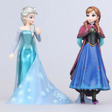 Frozen Princess Elsa Doll Snow Princess  Anna Doll Action Figure Kid Toy 2 Dolls