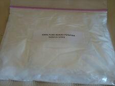 100% PURE BORAX POWDER  (SODIUM TETRABORATE) 12OZ Laundry booster,flux,insectici