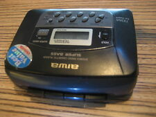 Aiwa Kassettenspieler TX 366 + Radio Cassette MC Walker