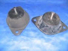 2 Front Motor Mounts 48 49 50 51 52 53 54 Hudson, NEW PAIR 1948-1954