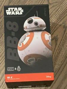 SPHERO - BB-8 STAR WARS APP-ENABLED DROID - R001USA - BRAND NEW